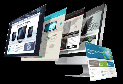 Création de sites internet personnalisés